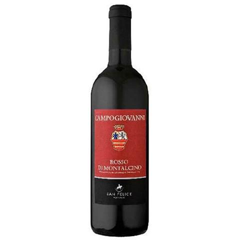 Rosso di Montalcino, San Felice