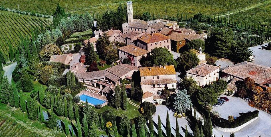 Relaxen, lekker eten en in Luxe verblijven in Italië