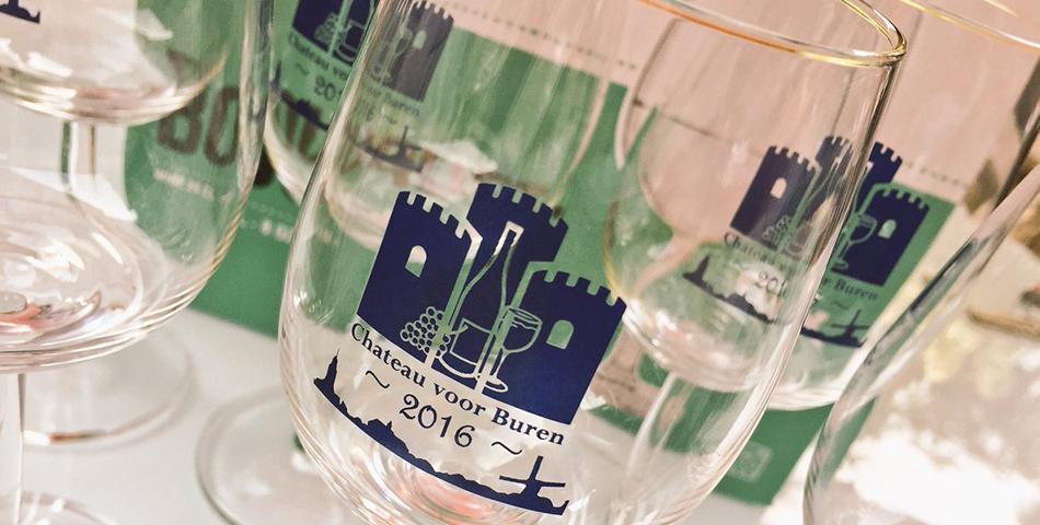 Wijnfestival - Chateau voor Buren