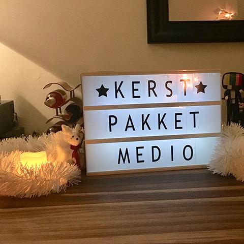 Kerstpakket Medio