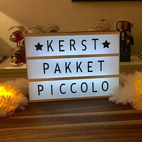 Kerstpakket Piccolo