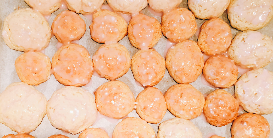 Italiaanse anisette koekjes