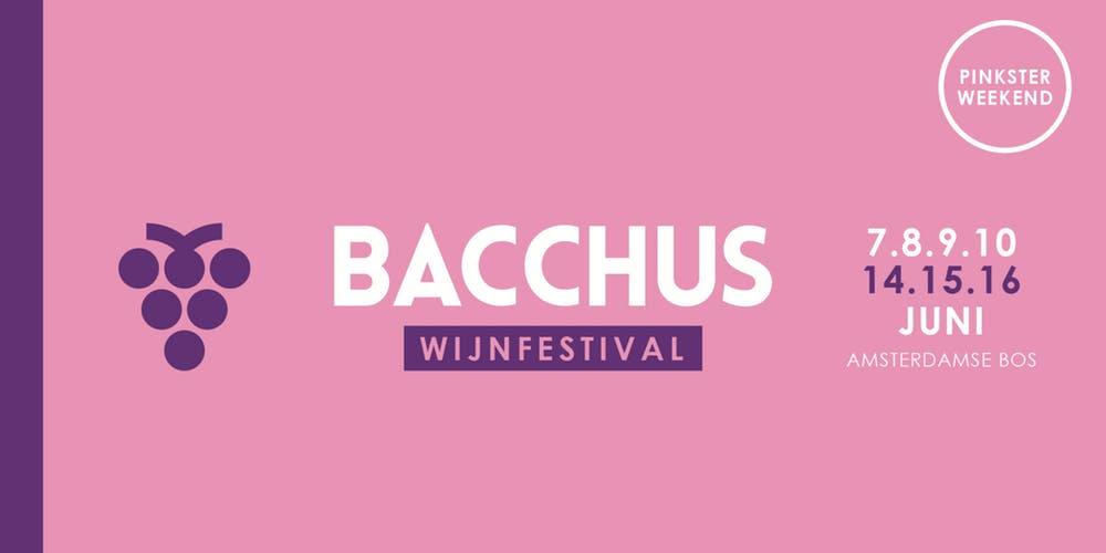 Bacchus zomer wijnfestival 2019