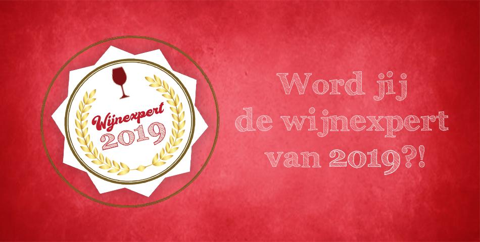 De grote wijnprijsvraag 2019!