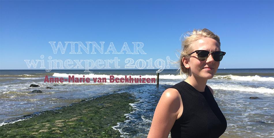Anne-Marie van Beekhuizen is de Winnaar!